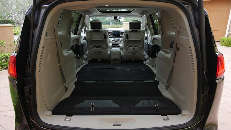 Are Chrysler's Stow 'N Go seats really that great?
