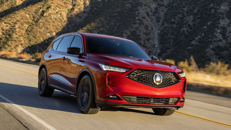 2022 Acura MDX Review | What's new, pricing, safety, pictures