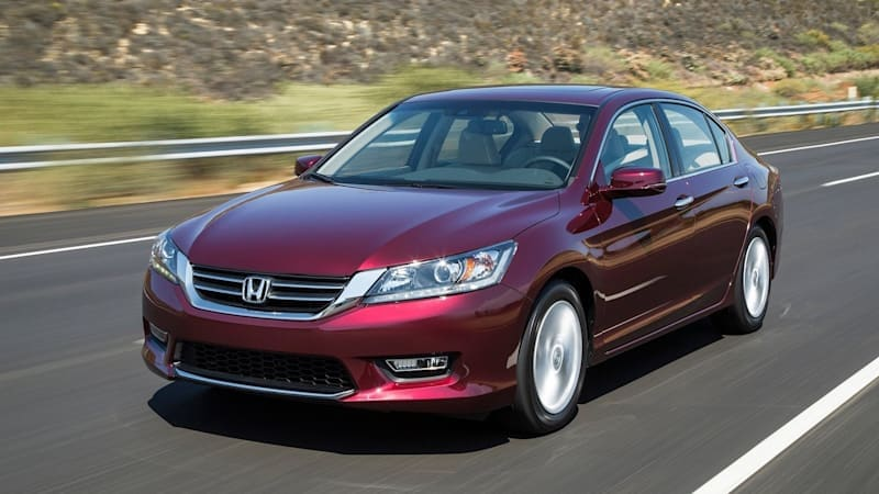 NHTSA investigating 1.1 million Honda Accords for steering loss