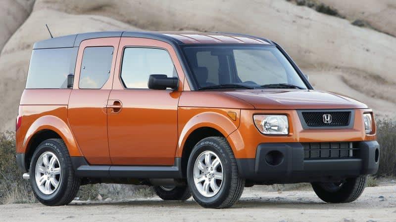 2003-2011 Honda Element | Used Vehicle Spotlight
