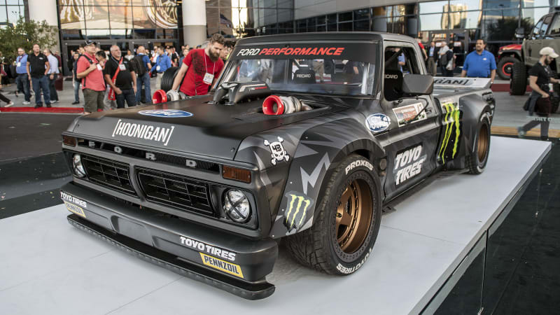 Ford and Ken Block are breaking up but remain friends