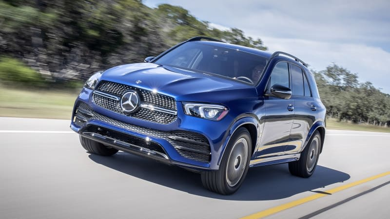 2020 Mercedes GLE-Class nabs IIHS Top Safety Pick+ rating