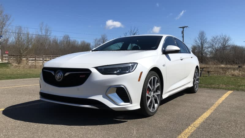 Buick will go sedan-free by killing the Regal after 2020
