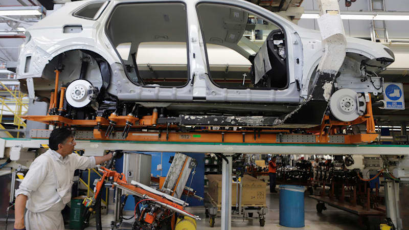 VW and Audi to resume production in Mexico after winter storm gas shortage