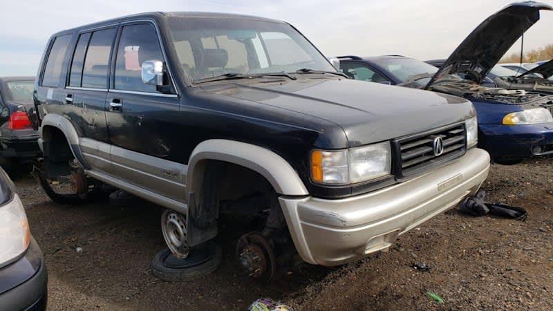 Junkyard Gem: 1997 Acura SLX