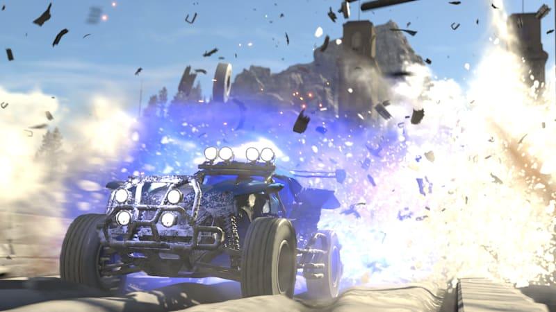 Autoblog is Live: Playing Forza Horizon Battle Royale