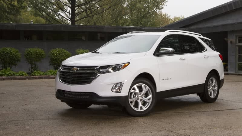 AWD turbodiesel Equinox, Terrain dropped for 2020