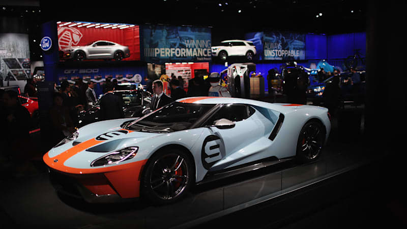 Detroit Auto Show cancels 2021 plans, merges this year's event with Motor Bella