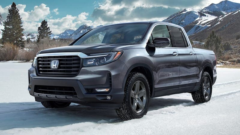 Redesigned 2021 Honda Ridgeline gets standard AWD and higher price
