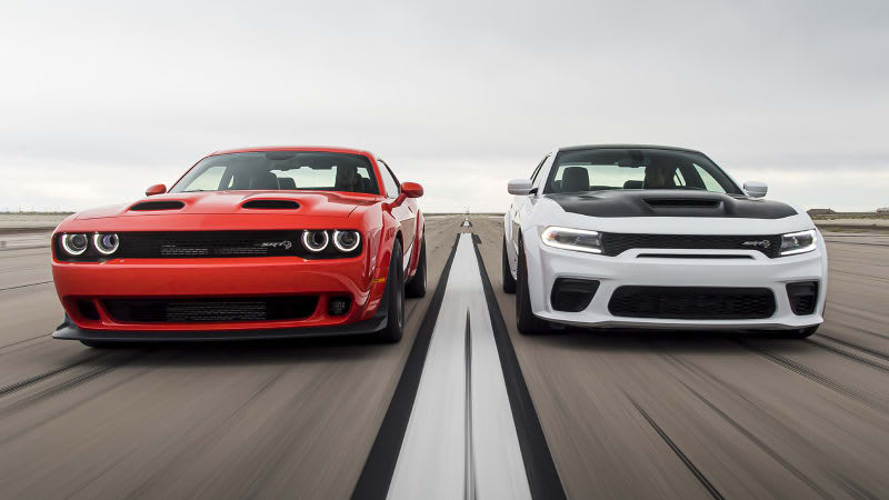 Even Dodge says V8 era is ending, adds what's next is even more exciting