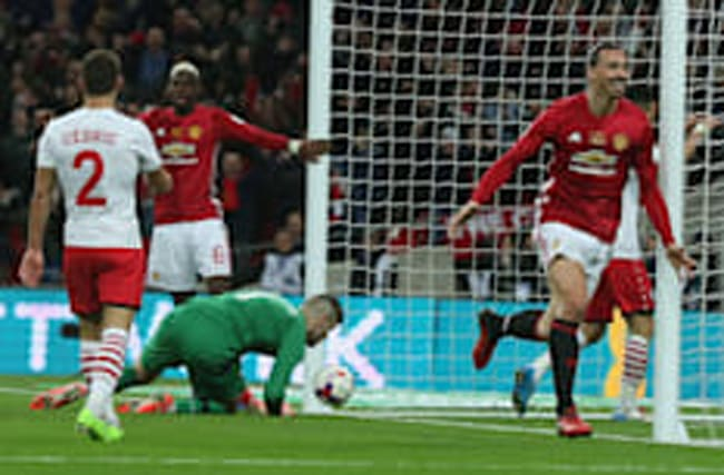Man Utd win thrilling League Cup final at Wembley
