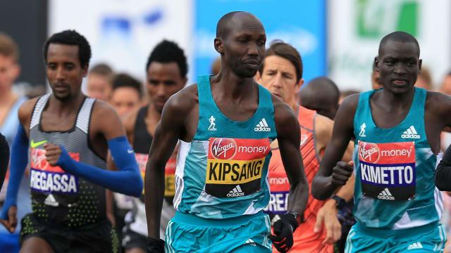 Berlin Marathon Kipsang