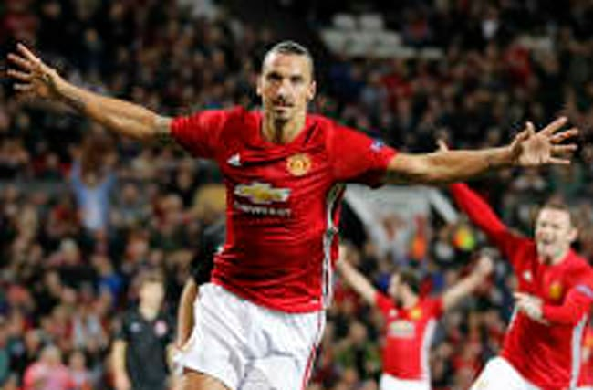 Ibrahimovic header earns Mourinho's men narrow win