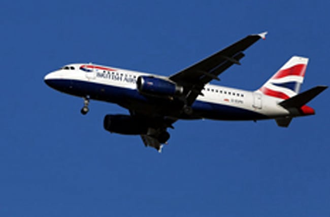 'Nasty smell' forces BA flight to return to Gatwick