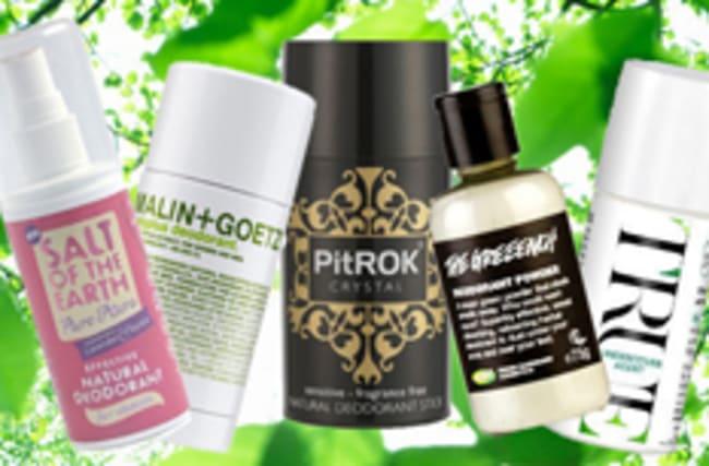 Five aluminium chloride free deodorants that really work