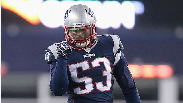 e72f94d6763 Kyle Van Noy was disappointed when the Detroit Lions gave up on him earlier  this season
