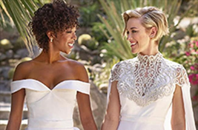 Orange is the New Black star marries show writer