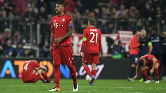 Boateng Bayern Solely To Blame For Champions League Exit Aol