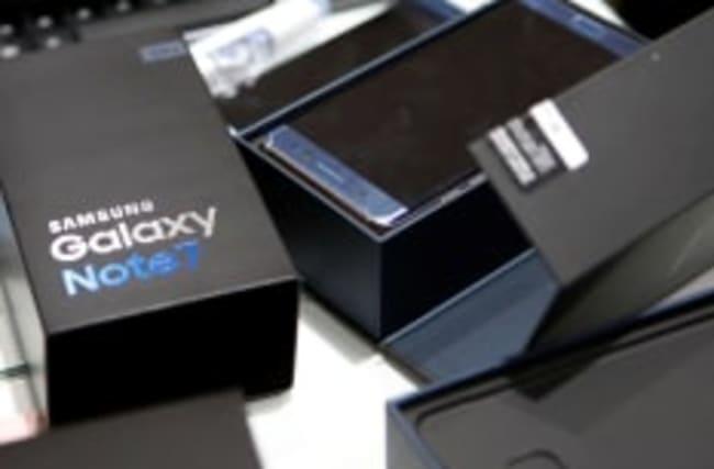 2,5 Mio. Note 7: Wie Samsung die Restbestände loswerden will