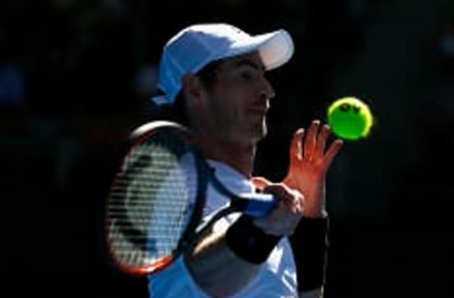 Murray too good for Querrey at the Australian Open