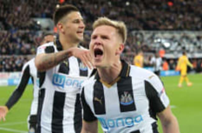 Newcastle United bounce back into Premier League