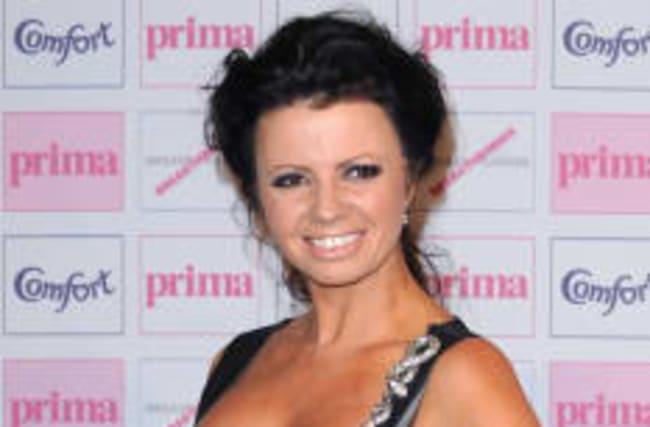 Strictly: Karen Hardy speaks out on those Len Goodman rumours