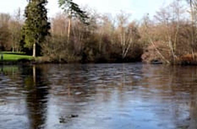 Warning after man dies while swimming in lake to cool off