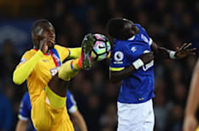 Everton and Palace share the spoils in Friday night game