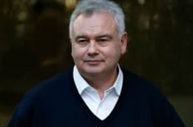 Eamonn Holmes denies claims he fell asleep on live TV
