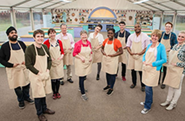 Bake Off: Louise crumbles under the pressure of biscuit week