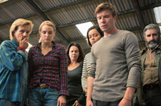 BBC crime drama One of Us: Who do you think did it?