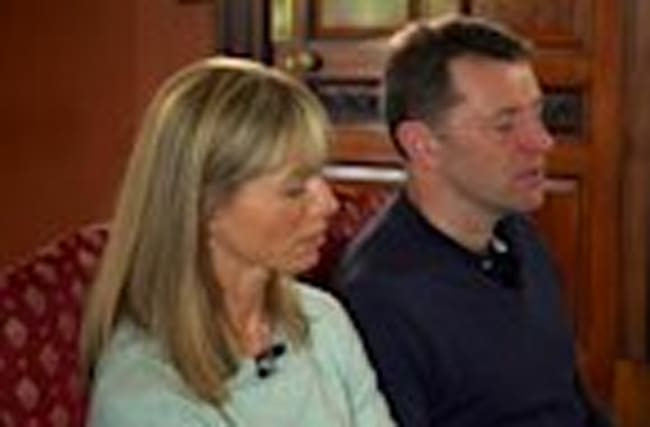 Madeleine McCann's parents talk of 'stolen' time 10 years after disappearance