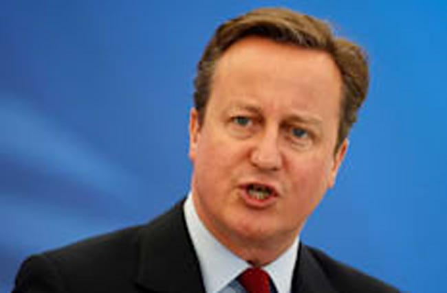 Vote: Would you read David Cameron's autobiography?