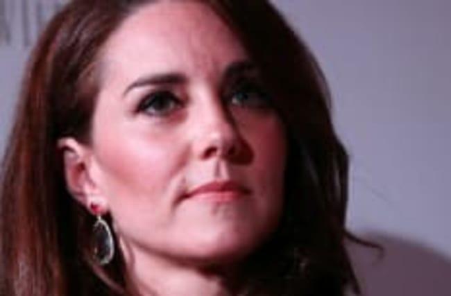 Duchess of Cambridge ponders life on the school run
