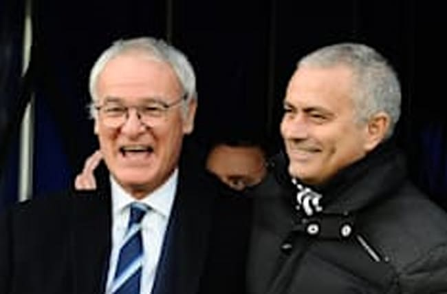 Mourinho pays tribute to axed Leicester boss Ranieri | Vote