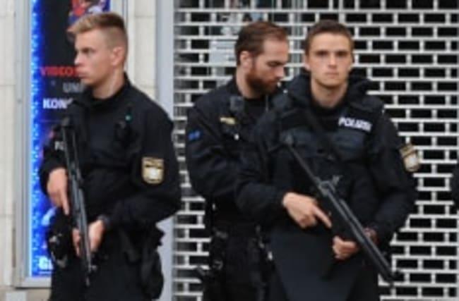 Public figures offer condolences after Munich attack