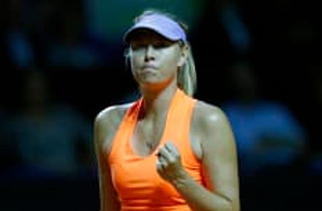 VOTE   Should Maria Sharapova be allowed to play tennis?