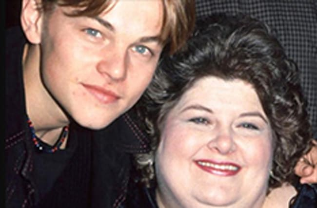 DiCaprio pays tribute to What's Eating Gilbert Grape co-star