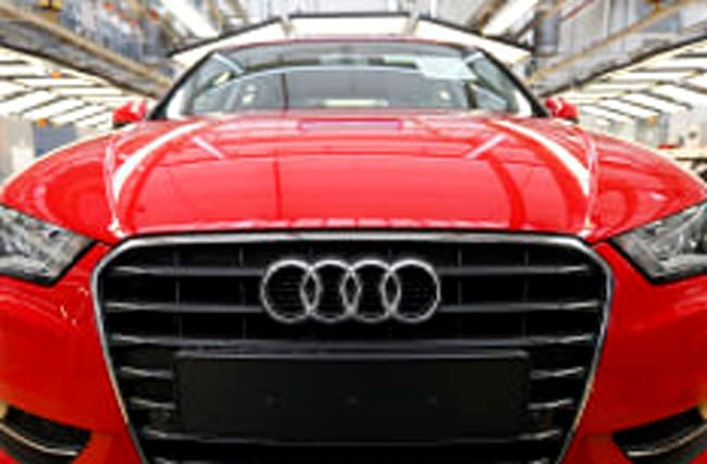 Pics: Audi celebrates twenty years of the iconic A3