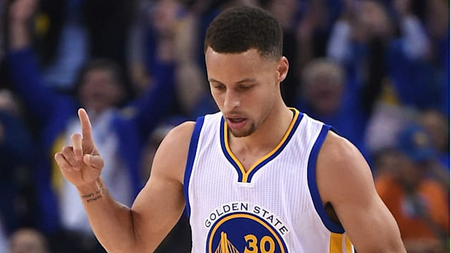 314b860d464 Golden State Warriors guard Stephen Curry has been named the NBA s Most  Valuable Player for a second straight year