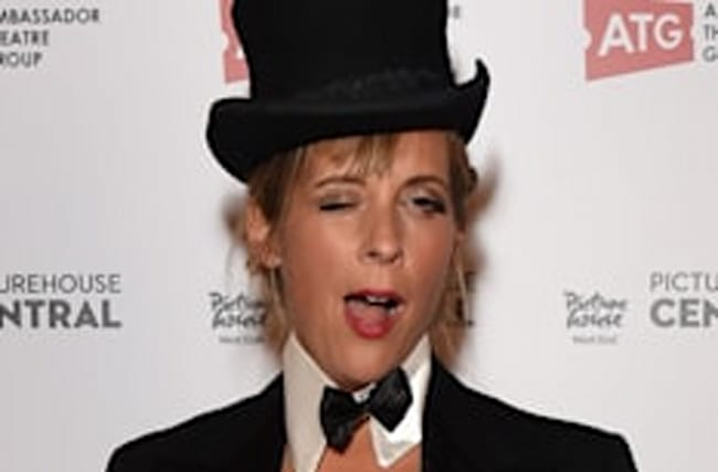 Bake Off's Mel Giedroyc 'giddy with excitement' over show