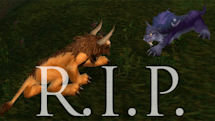Old Druid bear and cat form models removed in patch 3.2
