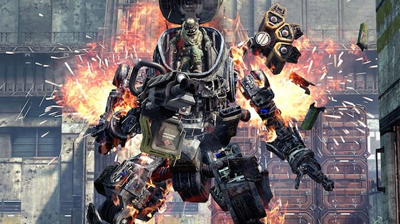 Xbox 360 Titanfall pilots will be Marked for Death on July 21