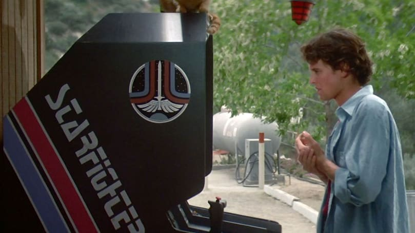 'The Last Starfighter' is getting a TV series with VR scenes