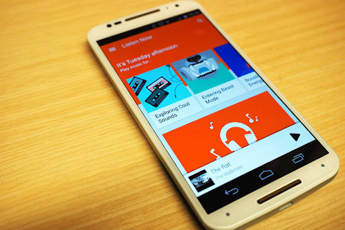 Google Play Music now lets you store 50,000 songs in the cloud