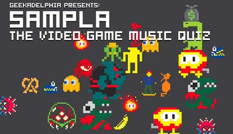 Sampla tests your video game music knowledge, reflexes