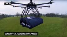 Neuseeland: Drohnen-Pizzaservice mit Haken