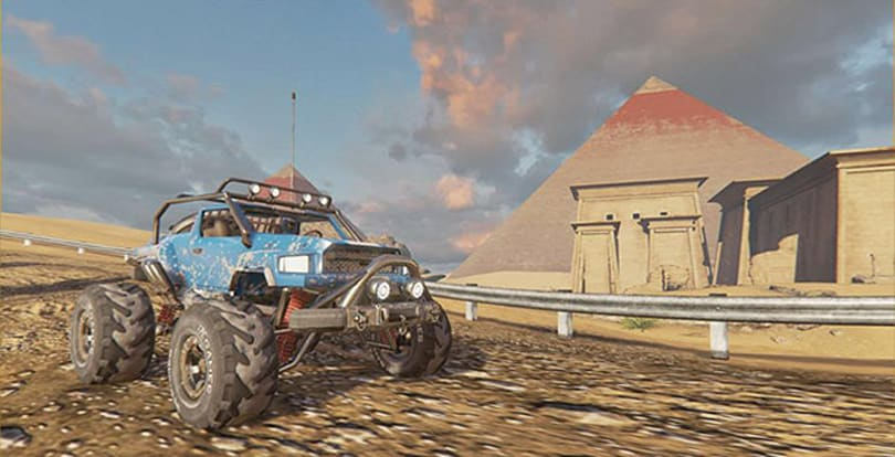 Vehicles, blueprints, more join Unreal Engine in 4.2 update
