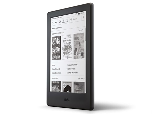 The new entry-level Kindle is thinner, lighter and still $80