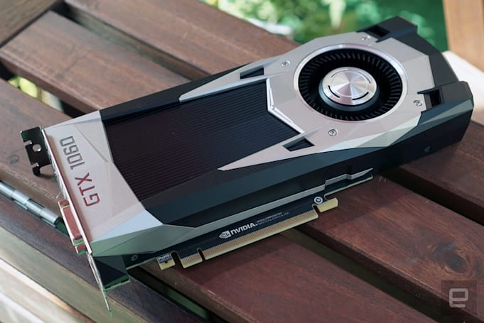NVIDIA's GeForce GTX 1060 gives you gaming power on a budget